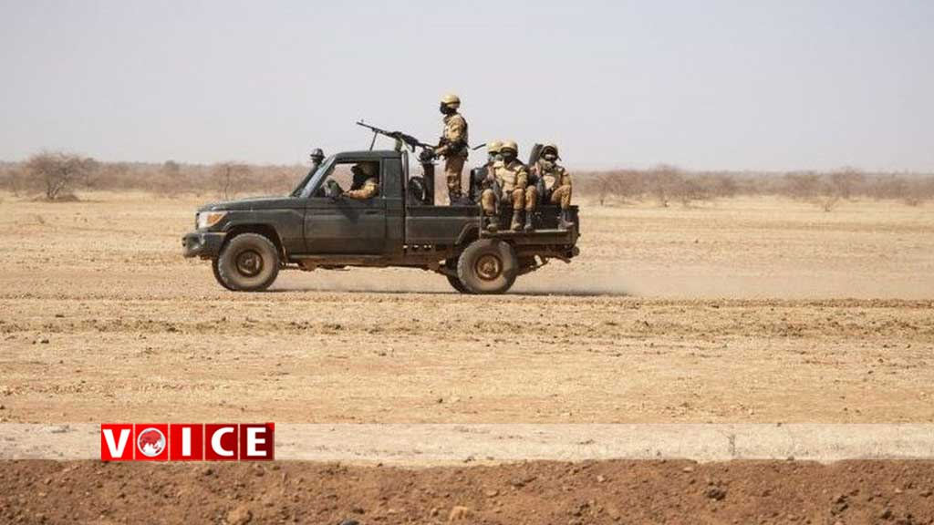 attack in eastern Burkina Faso